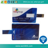 Factory Wholesale Full Color Printing USB Flash Disk Driver Card
