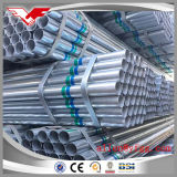Agricultured Greenhouse Pre Galvanized Round Steel Pipe Zinc Coated 30-120G/M2