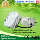 Hot Sale 80W/100W/150W/200W/300W/400W LED Retrofit Kits to Replace 1000W Mh/HPS