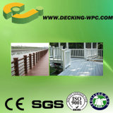 Popular Outdoor WPC Decking Flooring Board
