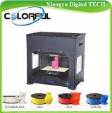 Manufacturers Printing Machine, Desktop 3D Machine, Dual Extruder 3D Printer