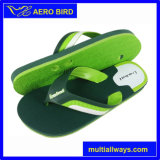 African Hot Design PE Slippers for Man (T038-Green)