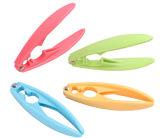 Fashion Color Design Plastic Clip