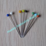 Wholesale 32mm Glass Ball Head Sewing&Needle Pins