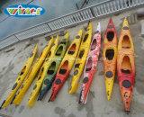 Chinese Winner′s Plastic Touring Double Sea Kayak