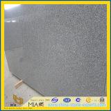 Natural G603, Luna Pearl Granite Slab for Floor Tile and Countertop