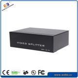 2 Ports Metal Housing VGA Splitter