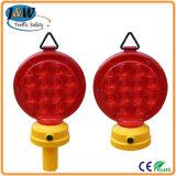 Road Traffic Safety Barricade LED Warning Light, LED Strobe Lamp