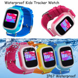 Colorful Screen Kids GPS Tracker Watch with Sos Button for Help Y5w