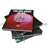 High Qaulity Glossy Lamination Hardcover Book Printing Service (jhy-316)