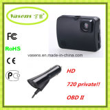 Mini Windscreen 1.5 Inch WDR Image Vehicle DVR