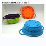 Hot Sell Foldable Silicone Filter Basket