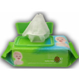 Alcohol Free Baby Wipes Nonwoven Wet Towels