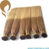 Ombre Human Hair Pre Bonded I Tip Human Hair Extension