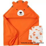 Wholesale Promotional Baby Hooded Towel Set with High Quality