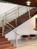 Stainless Steel Cable/Wire Railing for Staircase