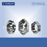 DIN Union with Round Nut 304 Stainless Steel