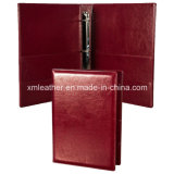 Holiday Inn Red A4 PU Leather Room Service Holder