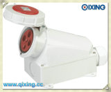 Cee/IEC Wall Mounted Industrial Socket for (QX132)