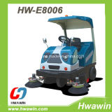 E8006 CE Approved Street Sweeper for Parking Lot