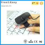2015 New Design 3D Wired Mini Ring Finger Mouse