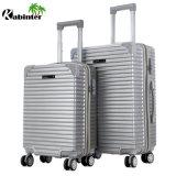"Durable Trolley Luggage 20""+24"" Hardcases Suitcase Luggage Bag"