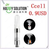Ccell 0.9USD! Ccell Cartridge Cbd Cartridge with Ceramic Coil