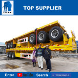 Titan Vehicle - 4 Axle or Tri Axle Semi Flatbed Trailers for Sale