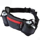 Sports Flip Running Belt Waist Bag with Bottle Holder