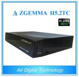 Air Digital Zgemma H5.2tc Multistream Satellite Receiver DVB-S2+ 2X DVB-T2/C Dual Core Hevc H. 265 Recording Set Top Box