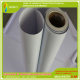Advertisting and Decoration PVC Adhesive Vinyl with White Glue