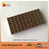 Strong Cylinder NdFeB Magnetic Material