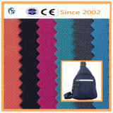 600d Polyester Fabric with PVC Backing for Backpack