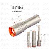 Zoom 5W Aluminum LED Flashlight (11-1T1603)
