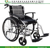 Deluxe Aluminum Wheelchair with Height Adjustable Armrest