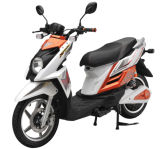 72V1500W Electric Motorcycle with Pedal, Electric Powered Moped for Adult (EM-024)