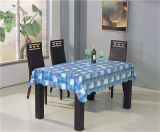 Oko-Tex 100 Full Color PVC Printed Tablecloth with Non-Woven/Spunlace Backing