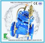 Globe Double Chamber Adjustable Pressure Regulating Pressure Reducing Valve (Yx741X)