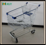 125 Liters Shopping Trolley for Germany Market