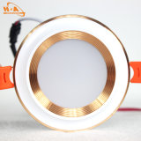 Golden Good Quality Surface Mounted LED Downlight with RoHS