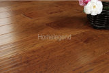 Handsculpted Rustic Hickory Hardwood Flooring Hickory Engineered Wooden Flooring