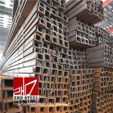 GB Standard Q235B Regular Size U Channel Structure Steel Beam
