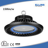 160lm/W Philips UFO LED Industrial High Bay Light