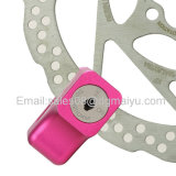 Small Disc Brakes Bicycle Lock New Design Bike Mountain Fixed Anti Theft Security Bicycle Accessories Bicycle Parts