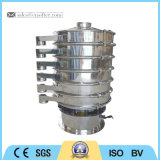 Stainless Steel Medicinal Powder Rotary Vibratory Screener