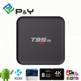 Factory Wholesale 2016 Best T95m S905X 1g/8g 2g/8g Ota Update Cheap Android TV Box