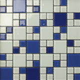 Crystal Glass Mosaic (VMG4312, 300X300mm)