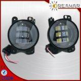 30W LED Car Fog Light for Automobile, Warranty 2 Years