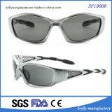 New Arrival Fashion Polarized PC Design Sports Sunglasses