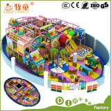 Kids Club Plagyround From 3 - 12 Years Old Guangzhou Factory